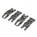 FTX SURGE SURGE FRONT & REAR LOWER SUSPENSION ARMS SET