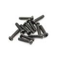 FTX ROUND HEAD SELF TAPPING SCREW 2.6 X 10MM (12)