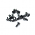 FTX COUNTERSUNK SELF TAPPING SCREW 2.6 X 6MM (12)