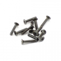 FTX COUNTERSUNK SELF TAPPING SCREW 2.6 X 12MM (12)