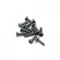 FTX ROUND HEAD SCREW 3 X 16MM (12)