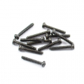 FTX ROUND HEAD SELF TAPPING SCREW 2.6 X 15MM (12)