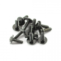FTX FLANGE HEAD SELF TAPPING SCREWS 2.6 X 8MM (12)