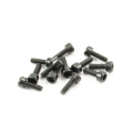 FTX CAP HEAD SCREWS 2 X 6MM (12)