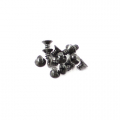 FTX COUNTERSUNK SELF TAPPING SCREW 2.6 X 5MM (12)