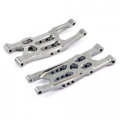 FTX SURGE ALUMINIUM FRONT LOWER SUSPENSION ARMS (PR)