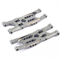 FTX SURGE ALUMINIUM REAR LOWER SUSPENSION ARMS (PR)