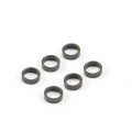 FTX OUTBACK FURY GASKET 6.8X5X2 (6PC)