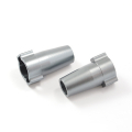 FTX OUTBACK FURY ALLOY REAR STRAIGHT AXLE COVERS (2PC)