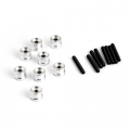 GMADE GS01 ALUMINIUM EXTENSION ROD SPACERS (8)