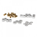 GMADE METAL SPACERS FOR GS01 LEAF SPRING KIT