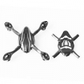 HUBSAN X4L MINI QUADCOPTER BODYSHELL ASSEMBLY