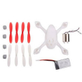 HUBSAN X4D FPV MINI QUADCOPTER CRASH PACK