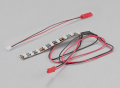 KILLERBODY CHASSIS LIGHT W/SMD LED UNIT SET (18 RED LEDS)