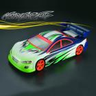 MATRIXLINE RACING DECAL SHEET FOR TOURING CAR VERSION 4