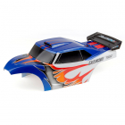 ASSOCIATED REFLEX DB10 BODY SHELL PAINTED