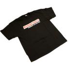 BYRON RACE T-SHIRT BLACK LARGE