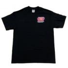 BYRON ROTOR RAGE T-SHIRT BLACK LARGE