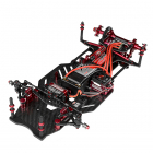 CORALLY SSX10 CAR KIT CHASSIS KIT ONLY, NO ELEC /BODY/TIRES