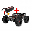 CORALLY DEMENTOR XP 6S MONSTER TRUCK 1/8 RTR w/free BATTERY