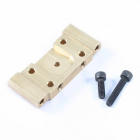 CENTRO C4.1 BRASS 30g FRONT BULKHEAD (use with C0033/34)