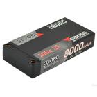 CENTRO 1S 8000MAH 3.7V 100C HARDCASE LIPO BATTERY