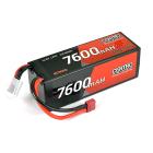 CENTRO 7600MAH 4S 14.8V 100C HARDCASE LIPO BATTERY