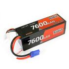 CENTRO 4S 7600MAH 14.8V 100C HARDCASE LIPO BATTERY EC5