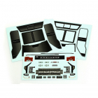 CEN RACING FORD F450 DECAL SHEET