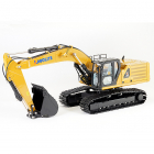 HUINA HYDRAULIC KABOLITE 10-CH ALLOY EXCAVATOR