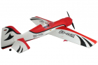 DYNAM SUKHOI SU-26M 1250mm RED/WHITE w/o TX/RX/Batt