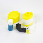 Fastrax Air Filter 1/8th -Yellow