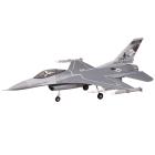 FMS F16 875MM JET FIGHTER 70MM EDF ARTF GREY w/o TX/RX/BATT