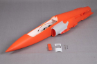 FMS 90MM SUPER SCORPION FUSELAGE ORANGE