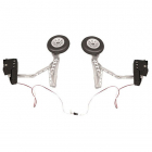 FMS 1700MM F7F TIGERCAT MAIN LANDING GEAR SYSTEM