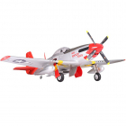 FMS 1700mm P-51 MUSTANG RED TAIL ARTF WARBIRD w/o TX/RX/BATT