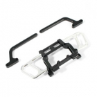 FASTRAX AXIAL HD FRONT BULL BAR SET FOR WRAITH