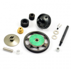 FASTRAX AXIAL HD GEAR SET FOR HONCHO & DINGO