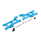 FASTRAX TAMIYA TT02B ALUMINIUM REAR LOWER SUS.ARMS (PR)