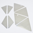 FASTRAX UDR STEEL MIDDLE & REAR TUBE PANEL PLATE