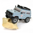 FTX OUTBACK MINI 2.0 PASO 1:24 READY-TO-RUN w/PARTS - GREY