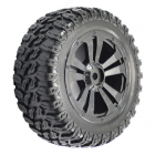 FTX SURGE SHORT COURSE MOUNTED WHEELS/TYRES (PR)