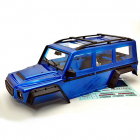 HOBAO DC-1 DC1 PAINTED BLUE BODY WITH ACCESSORIES SET