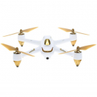 HUBSAN 501S X4 AIR WHITE FPV DRONE W/GPS 1080P, 1KEY, FOLLOW ME & HEADLESS
