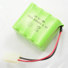 HOBBY ENGINE RECHARGEABLE BATTERY 9.6V (HE0903/4/5/6/0916/0306)