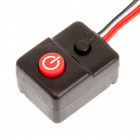 HOBBYWING 1/8TH ESC ELECTRONIC POWER SWITCH (XR8 PLUS/MAX8)