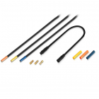 HOBBYWING XERUN AXE EXTENDED WIRE SET 300MM (R2)
