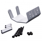GMADE SKID PLATE FOR SCX10 AXLE