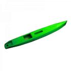 JOYSWAY DF95 GREEN HULL (INCL. SERVO TRAY,DECK EYES,FINBOX,BU