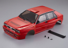 KILLERBODY LANCIA DELTA HF INTEGRALE 190MM FINISHED BODY RED
